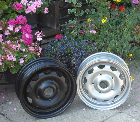 Lotus Elan Wheels